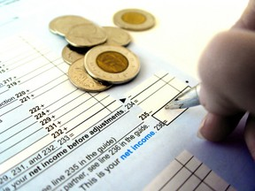 The Fraser Institute study finds 81% of middle-income Canadians are paying an average of $840 more a year in income taxes after Ottawa's changes.