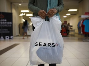 Sears Canada Inc. has decided to shut its doors and is seeking approval to liquidate its roughly 130 remaining stores — leaving another 12,000 employees across the country without a job.