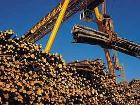 A preliminary decision by the U.S. will unevenly reduce duties of softwood lumber going into the States.