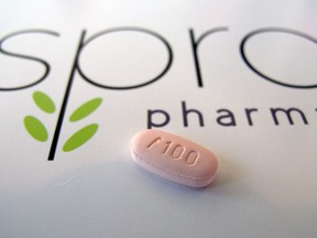 Valeant Pharmaceuticals International Inc. has signed a deal to sell its Sprout Pharmaceuticals subsidiary and its female sexual dysfunction drug.