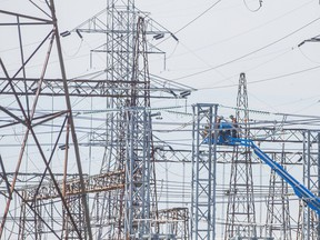 Industry should be criticizing the government for creating the highest electricity rates in Canada and among the highest in North America, writes Parker Gallant.