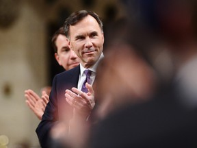 Two years ago, Finance Minister Bill Morneau said growth would bring him back to balance in about five years. Despite strong growth, that's not in sight.