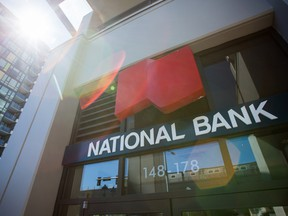 National Bank is the latest Canadian lender to report first-quarter earnings boosted by growth at home and beyond the country's borders.