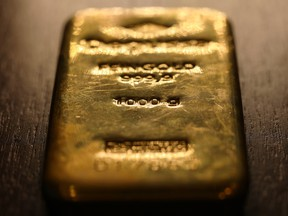 Gold is losing its mojo to cannabis, bitcoin and cryptocurrencies.