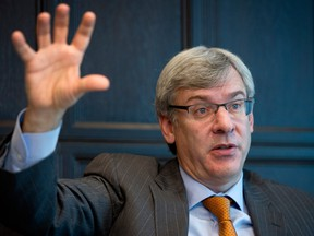 """RBC president and CEO Dave McKay told The Canadian Press that a """"significant"""" investment exodus to the U.S. is already underway, especially in the energy and clean-technology sectors."""