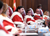 "The Supreme Court of Canada, observing through the prism of legal, political and judicial protectionist complexity rather than the eyes of mere mortals, says the words ""admitted free"" in Canada's constitution are ""ambiguous"" or ""arguably ambiguous."""