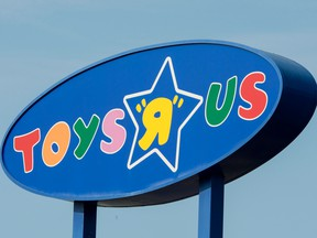 """After the takeover, Fairfax would be able to continue operating Toys """"R"""" Us stores in Canada under the existing name, the source said."""
