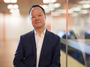Raymond Luk: 'People have always kept this information secret, because they think it's intellectual property. But it's actually a depreciating asset.'