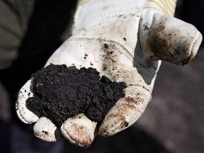 Raw oilsands. Tighter pollution rules by the International Maritime Organization is expected to wallop prices for heavy oil containing high levels of sulphur.