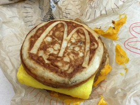 Overall sales have weakened in the U.S., market share has shrunk, and McDonald's has identified lost breakfast customers as the main culprit.