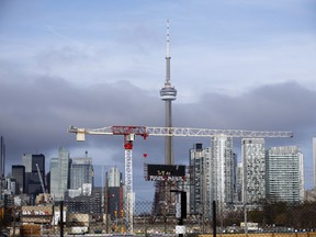 new purpose-built rental construction surged in the second quarter.