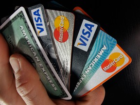 A red flag in the Equifax data was a decline in the share of people who completely pay off their credit cards each month.
