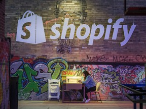 Shopify's fake site problem could sully the reputation of a fast-growing company that has wowed Wall Street since going public three years ago and is on the cusp of generating US$1 billion in annual sales.