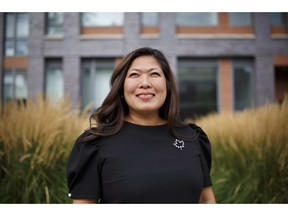 Mary Ng, the Federal Minister Small Business and Export Promotion poses for a portrait in Toronto on September 6, 2018. One of Canada's newest cabinet ministers is tasked with making progress on a long-running challenge: encouraging more businesses to chase opportunities beyond the comforts of North America.