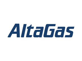 The logo for AltaGas Ltd. is shown.