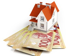 The cost of owning a home in Canada is at the highest level in 28 years.