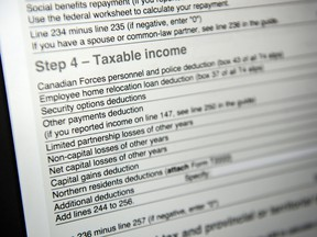 An individual's income tax return is just the starting point when it comes to calculating the amount of support payable by one parent to the other.