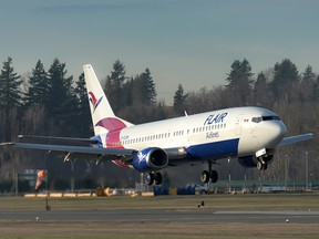 Flair was a charter carrier heading for extinction when purchased by investors wishing to develop a national carrier flying across Canada and to popular U.S. destinations at ultra discount rates.