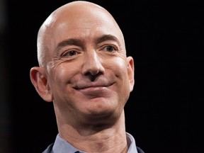 Amazon CEO Jeff Bezos says he will announce the location of HQ2 before the end of the year.