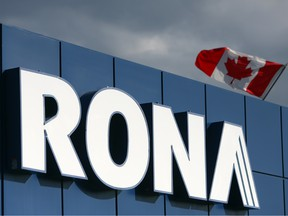 Lowe's bought Rona, Canada's biggest home improvement chain, in 2016 for about $2 billion, adding about 700 stores to its 40 in the country.