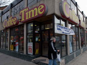 A Coffee Time shop in Toronto in 2008.