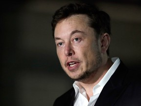 """Tesla Inc. Chief Executive Officer Elon Musk told CBS's """"60 Minutes"""" that he may be willing to buy some of the five factories General Motors Co. will idle next year."""