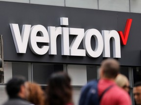 Verizon Communications Inc said on Monday that about 10,400 employees will be leaving the U.S. wireless carrier by mid next year.