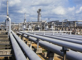 There is a need to build more natural gas pipelines in Canada amid rising production.