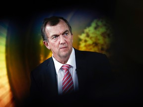 Barrick Gold CEO Mark Bristow says he's determined to keep the global miner headquartered in Toronto — or at least as committed as he is to any head office.