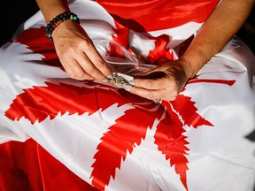 As of mid-December, about 50 per cent of cannabis products for sale in five provinces were out of stock.