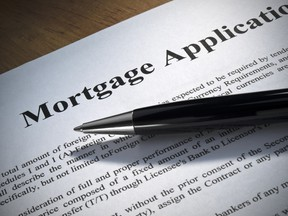 Residential mortgage growth rose 3.1 per cent to $1.55 trillion in December from a year earlier, the slowest pace since May 2001, and half the growth rate from two years ago, according to data from the Bank of Canada.
