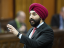 It might be a little premature of Innovation Minister Navdeep Bains to announce the benefits of the spectrum auction before they materialize.