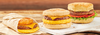 Tim Hortons' breakfast sandwiches with Beyond Meat.