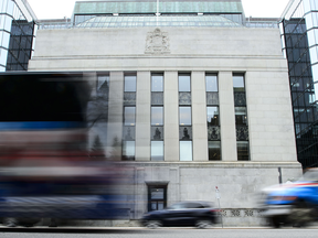 The Bank of Canada's financial system health report is flagging climate change as an important vulnerability.