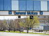 The General Motors plant in Oshawa, Ont.
