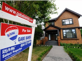"""The IMF says it would be """"ill-advised"""" to stimulate activity in the housing sector, suggesting Canada aim instead for a gradual slowdown in overheated real estate markets to reduce risk to the economy."""