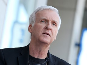 """James Cameron: """"For the first time in my life, I have hope."""""""