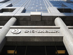 SNC-Lavalin is accused of paying $47.7 million in bribes to public officials in Libya between 2001 and 2011.