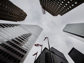 During the 2008 financial crisis, Canadian banks didn't go bankrupt or even cut their dividends, but their stocks dropped 40 to 50 per cent between May 2007 and March 2009.