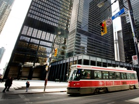 The financial district in Toronto. Callidus has been exploring the possibility of going private since at least 2016.
