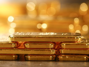 Gold has rallied amid worries about the global economic outlook and as central banks around the world continue to cut interest rates.