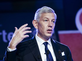 Prime Minister Justin Trudeau named Dominic Barton as his ambassador to Beijing on Wednesday.