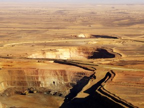 Kinross Gold Corp said it would spend US$150-million to boost capacity at its Tasiast gold mine in Mauritania to 24,000 tonnes per day by 2023.
