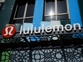 Lululemon surprised the Street with a 500-basis point total comparable sales beat, even better than the 460-basis point beat last quarter.