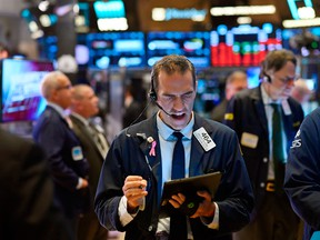 The S&P 500's fifth gain in six sessions brought it within 1.5 per cent of an all-time high.