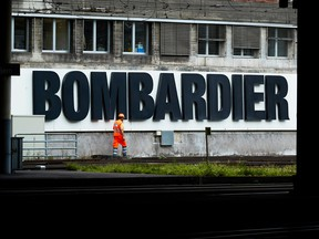 Bombardier will sell its aerostructures business to Spirit AeroSystems for more than US$700 million in cash and debt.