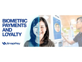 SnapPay Launches Facial Recognition Payment Technology at Retail West and GIC