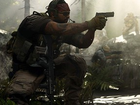 Call of Duty: Modern Warfare is comprised of a dark and gritty campaign alongside the series' renowned online multiplayer.