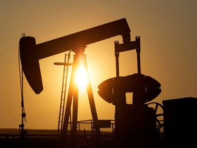 Oil and gas extraction (except oilsands) fell 4.7 per cent, the biggest monthly decline seen in a decade.