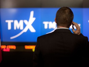 Overseas investors have sold out of Canadian stocks for five out of eight months this year.